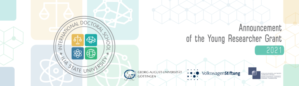 Announcement of the Young Researcher Grant 2021