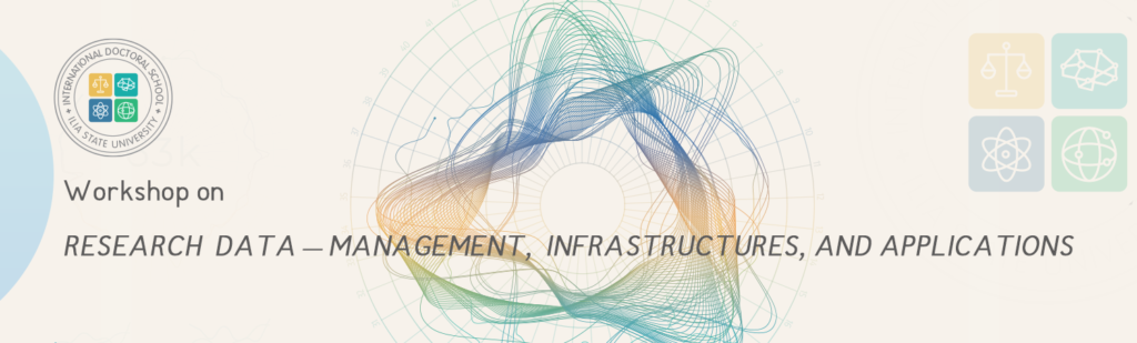 """Workshop on """"Research Data – Management, Infrastructures, and Applications"""""""
